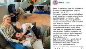 """Fedez, il """"Comunista con Instagram"""" da 10 mln di followers- Visibility Reseller"""