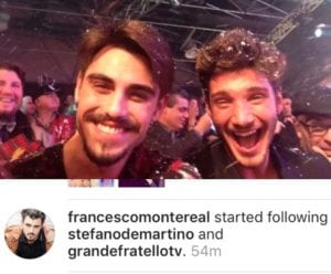 Francesco Monte su Instagram. Da Giulia... a JLO!- Visibility Reseller