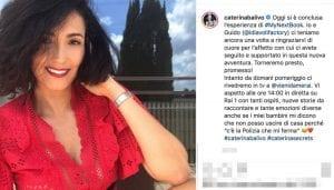 Caterina Balivo e 1 mln su Instagram- Visibility Reseller