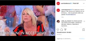 uomini e donne instagram 1-min