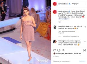 uomini e donne instagram stories