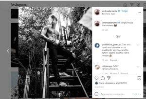 Andrea Damante su Instagram- Visibility Reseller