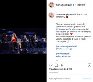 Michelle Hunziker Instagram 1