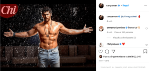 can yaman instagram 4