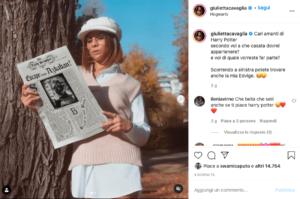 giulia cavaglia instagram ufficiale