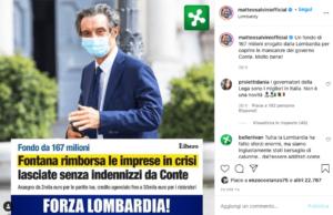 matteo salvini instagram 3