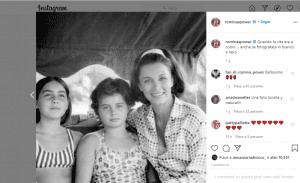 Romina Power su Instagram- Visibility Reseller