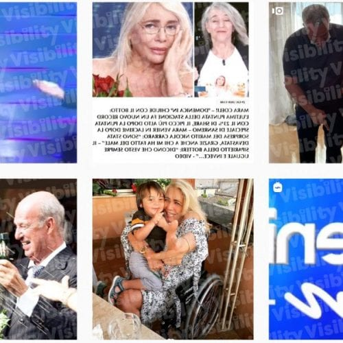 mara venier instagram- visibility reseller