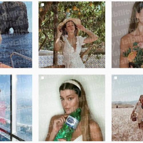 Natalia Paragoni Instagram, chi è?