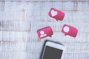 eliminare account instagram da app