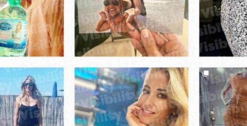 Elena Santarelli Instagram- Visibility Reseller